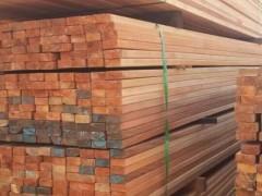 南美菠萝格防腐木如何选材 菠萝格板材优缺点及价格