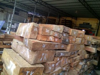 缅甸花梨(大果紫檀)瓦城料首选云南顺琳木业有限公司