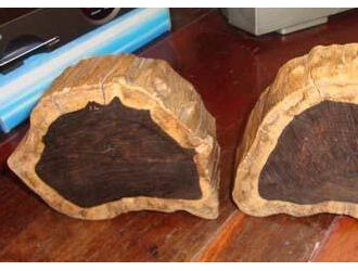黑檀木与黑紫檀木的区别,如何辨别黑檀木与黑紫檀木?