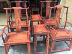 大红酸枝椅子直销