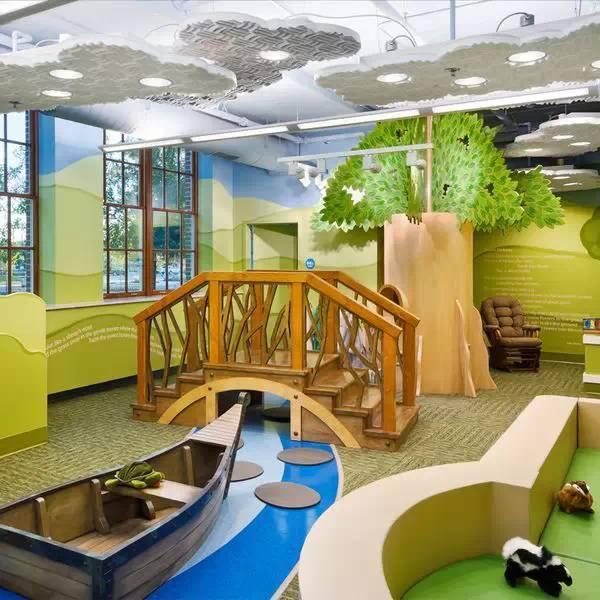 精材艺匠健康板材:儿童房还可以装修成这样!