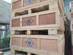 145胶合木箱