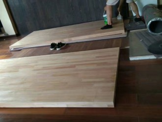 铁杉拼板的优点