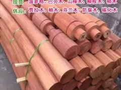 防腐木材贾拉木、防腐一级木材贾拉木板材、贾拉木户外实木地板木