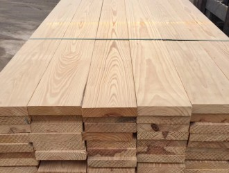 无节南方松实木烘干板材