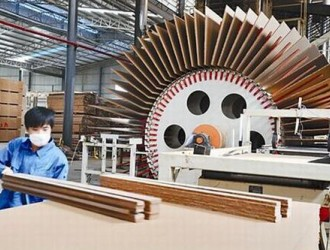 上海奉城镇954家木业加工企业因违法违规被关停