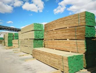 防腐木实木板材_碳化木桑拿板_满洲里荣港木业产品图片