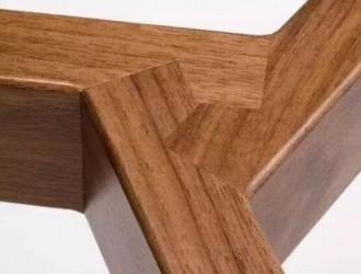 老师傅做的实木家具榫卯结构,看着真漂亮!
