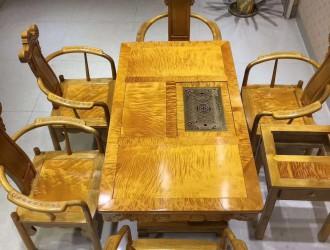 广西金丝楠木家具