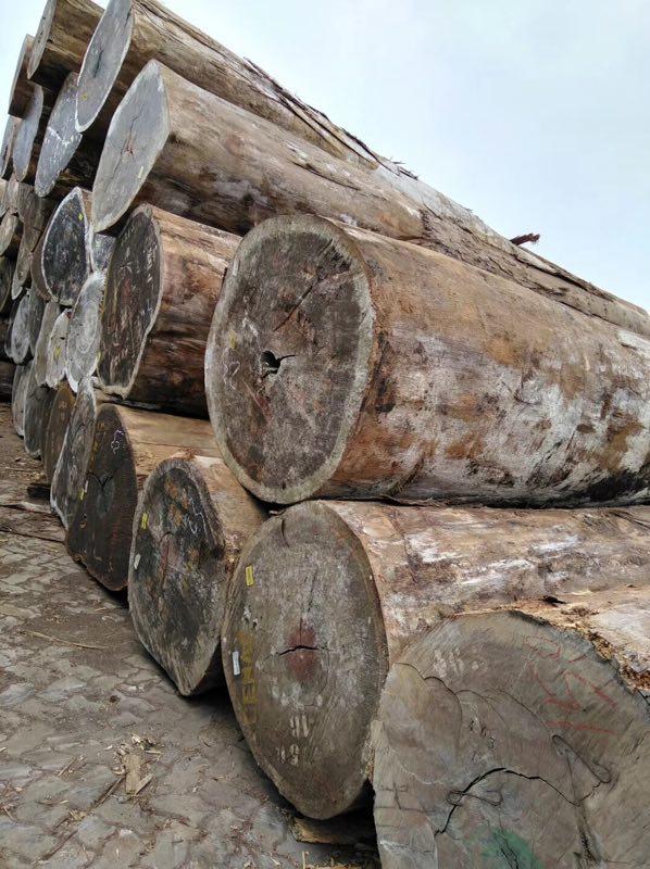 精品红花梨原木价格多少钱一立方米商品