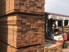 金丝柚木和南美柚木价格比较及木材性能《木材加工厂》