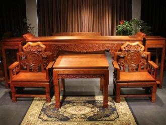 原来红木家具可以有效预防皱纹,长期使用竟有这么多养生功效!
