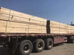 建筑木方规格尺寸厂家外销