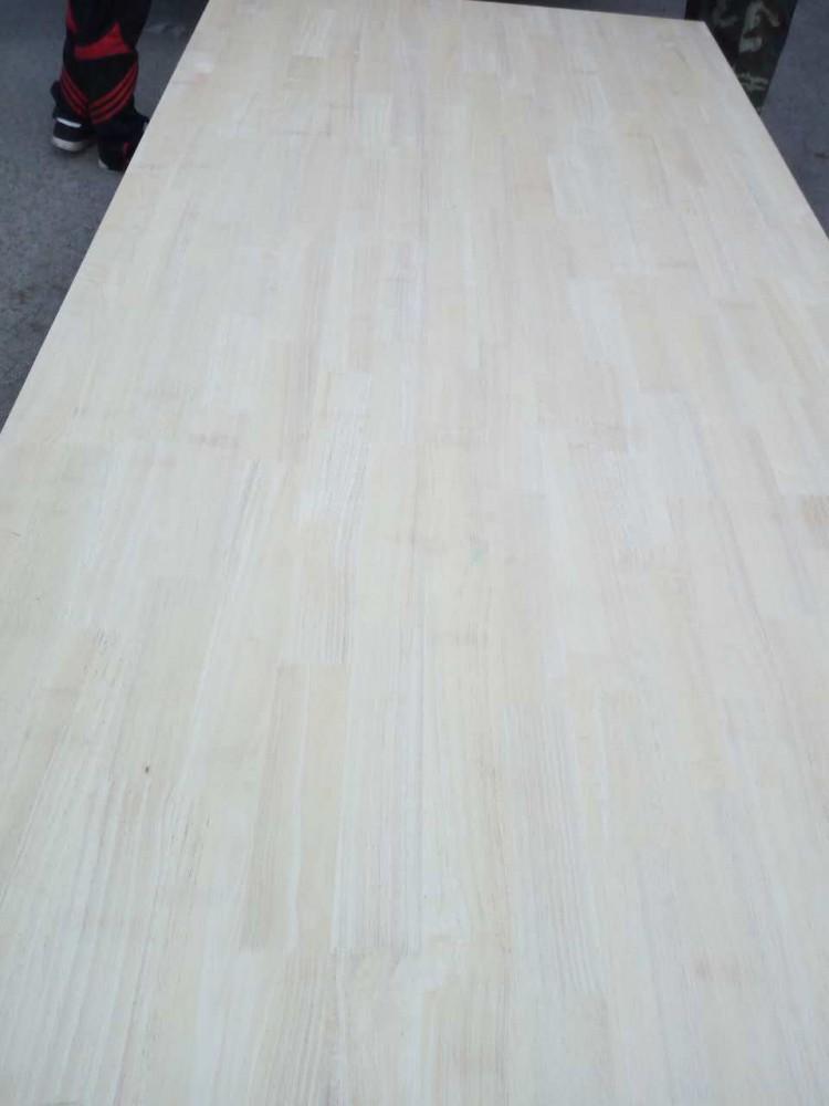 橡胶木实木拼板