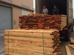 美洲香柏木板材