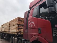 山东乌克兰樟子松建筑木方厂家直销