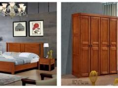 黑胡桃木衣柜