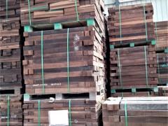 张家港一手货源供应非洲鸡翅木木方现货