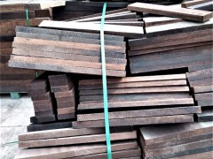 非洲黑鸡翅木地板坯料现货