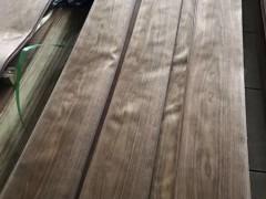 天然黑胡桃花纹木皮
