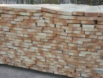 白杨木烘干板材这种木材