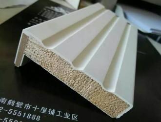 河南安美木业厂家直销:实木线条,实木复合线条,实木防水灌浆线