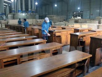 """中国出口木制品企业""""三同""""认定准则首次被提出"""