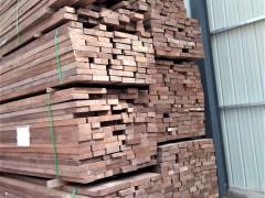 张家港一手货源供应非洲鸡翅木板材现货