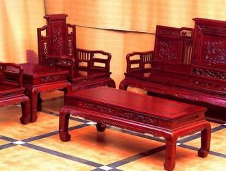 普通的木材,是怎样变成红木家具?
