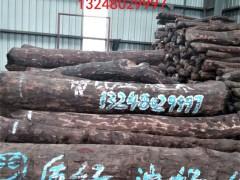 一手供应赞比亚血檀木料