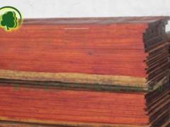 优质非洲亚花梨(红花梨)原木/原材现货