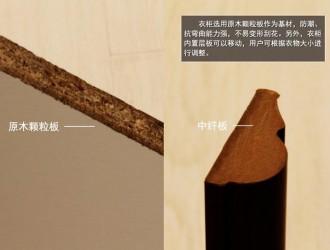 这就是为什么定制家具用颗粒板,而木工打造用生态板的原因