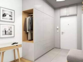 新家装修,玄关选择什么样的鞋柜比较好?