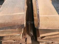 木业稳定供应榉木毛边板材多规格厚度齐全 优质地板料家具材