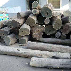 一手货源供应阿根廷绿檀原木