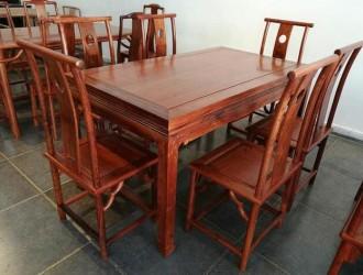 哥们要买缅甸花梨(大果紫檀)红木家具,不知如何下手