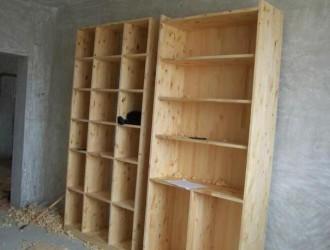 老木匠打的实木家具,光工钱花了3万多,不过看这效果觉得值!