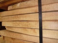 白杨木烘干板材