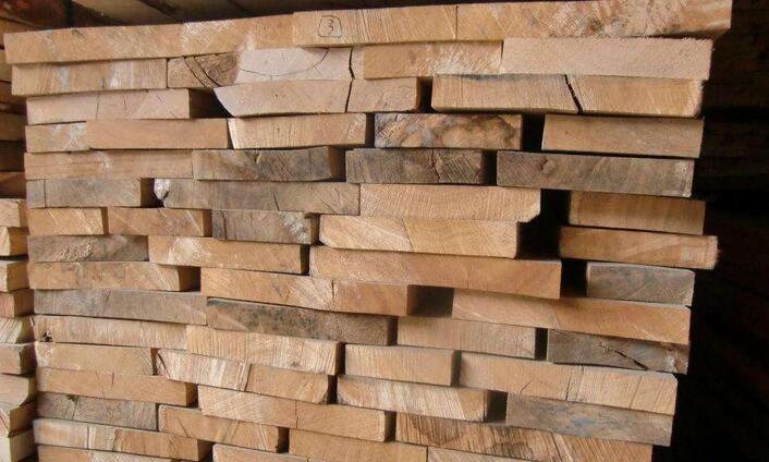 河南榆木实木板材今日批发价格