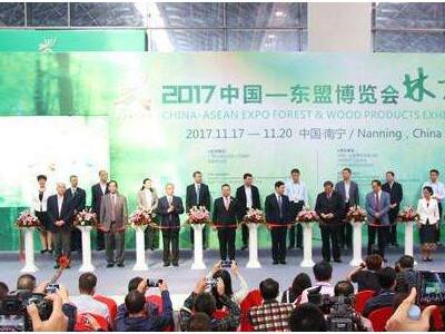 中国——东盟林业合作从