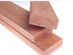 E0实木板材 生产加工桉木指接板 各类拼板  黄柳桉木