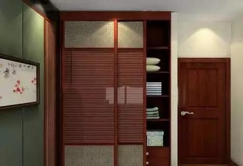 衣柜:巧妙设计型,让它消失