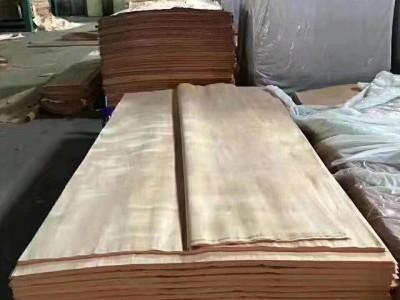 山东奥古曼木皮,桃花芯木皮,科技木皮厂家_山东宏图木业