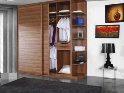 有钱人家里都装这种衣柜,太聪明了,看完想回家重装!