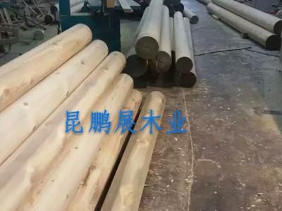 户外防腐木园林木制品_防腐木木制品【昆鹏展木业】