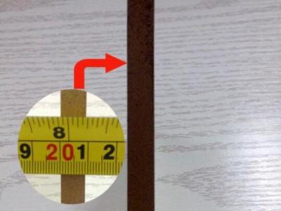 为什么生态板都是17mm厚度,而全屋定制品牌用的颗粒板都是18MM厚?