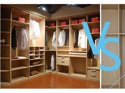 现场做衣柜跟厂家订做各自的优缺点有哪些?