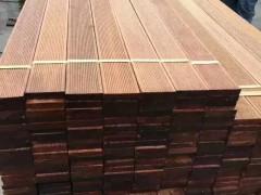 丞基木业印尼菠萝格户外防腐木地板实木木方菠萝格板材