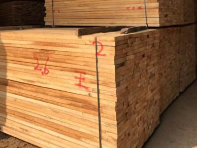 锯材市场行情:碳化柚木