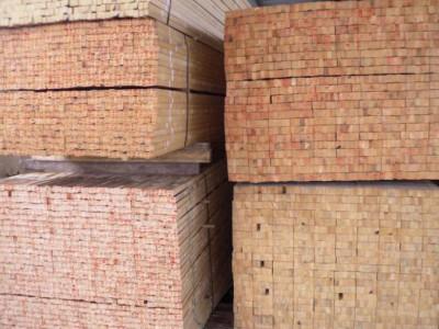 俄罗斯进口白松实木板材